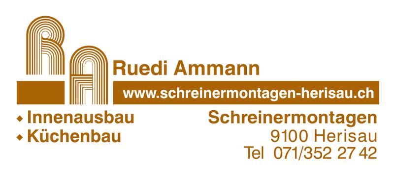 Ruedi Ammann Logo